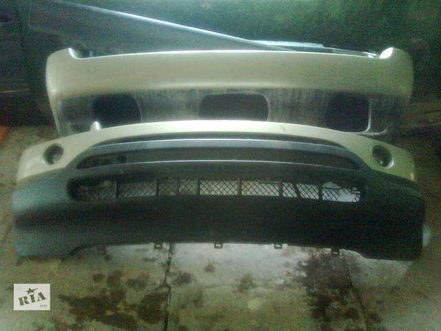 продам Б/у бампер задний для легкового авто BMW X5 бу в Виннице