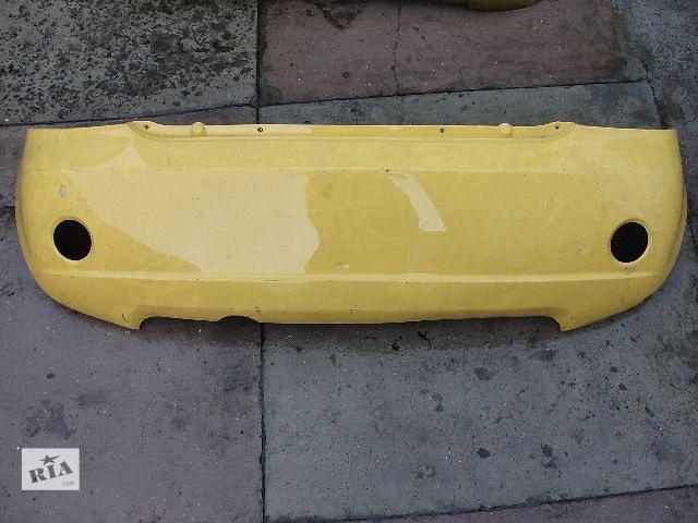 Б/у бампер задний для легкового авто Chevrolet Matiz ДЕШЕВО В НАЛИЧИИ!!!!- объявление о продаже  в Львове