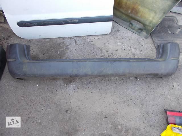 продам Б/у бампер задний для легкового авто Citroen Berlingo 2003-2007 бу в Стрые