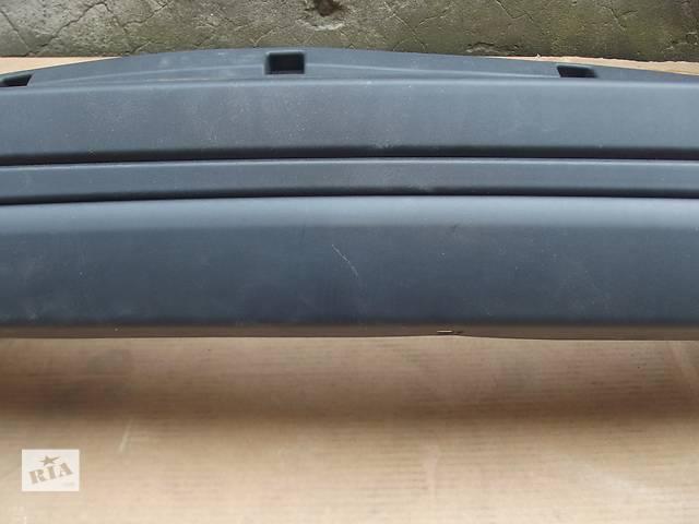 Б/у бампер задний для легкового авто Dacia Logan MCV (7m)- объявление о продаже  в Киеве