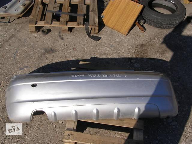 купить бу Б/у бампер задний для легкового авто Daewoo Matiz в Новой Каховке