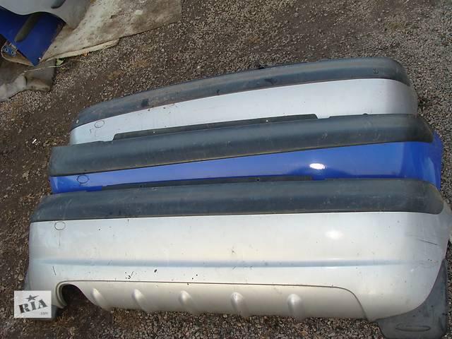 бу Б/у бампер задний для легкового авто Daewoo Matiz в Черкассах