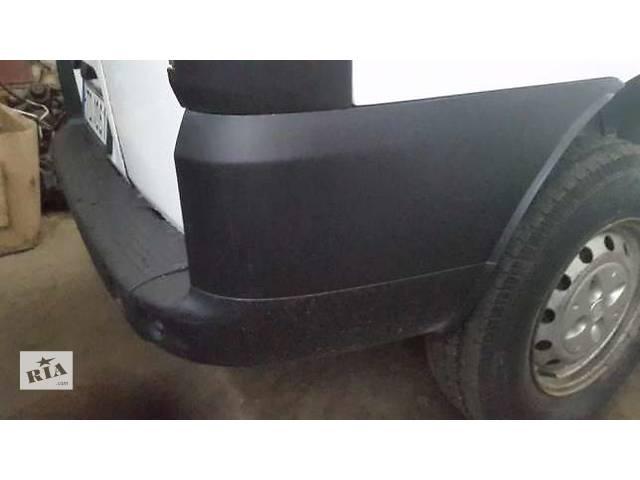 бу Б/у бампер задний для легкового авто Fiat Doblo в Луцке