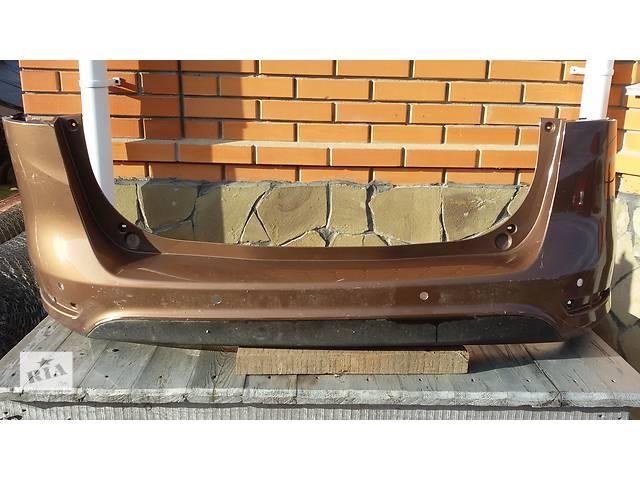 продам Б/у бампер задний для легкового авто Ford B-Max бу в Киеве