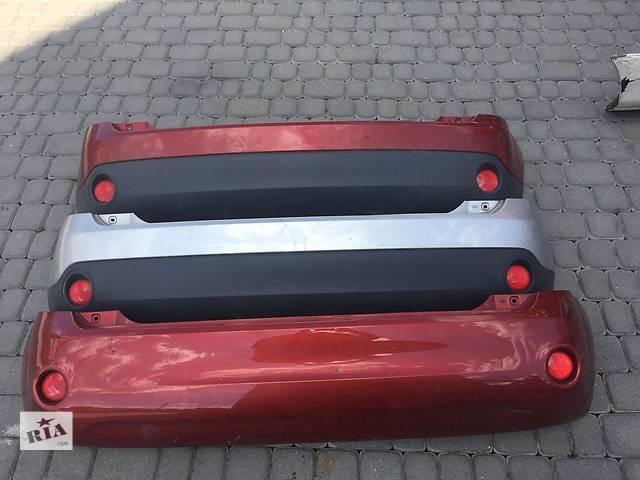купить бу Б/у бампер задний для легкового авто Ford Fiesta в Львове