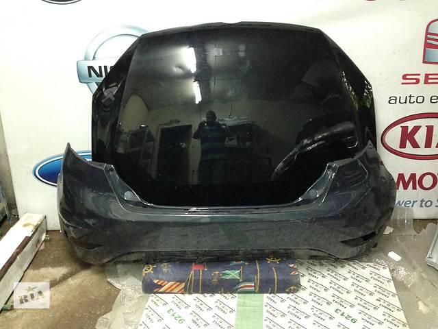 продам Б/у бампер задний для легкового авто Ford Fiesta бу в Полтаве