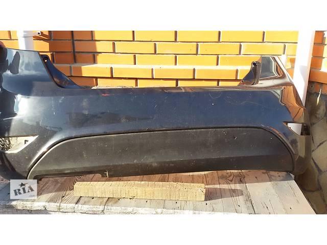 купить бу Б/у бампер задний для легкового авто Ford Fiesta в Киеве