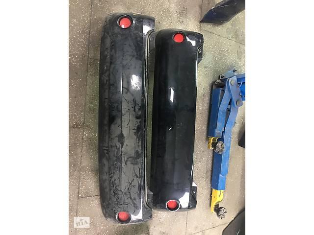 бу Б/у бампер задний для легкового авто Ford Fiesta в Львове