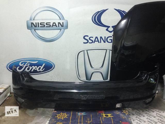 Б/у бампер задний для легкового авто Ford Focus- объявление о продаже  в Полтаве