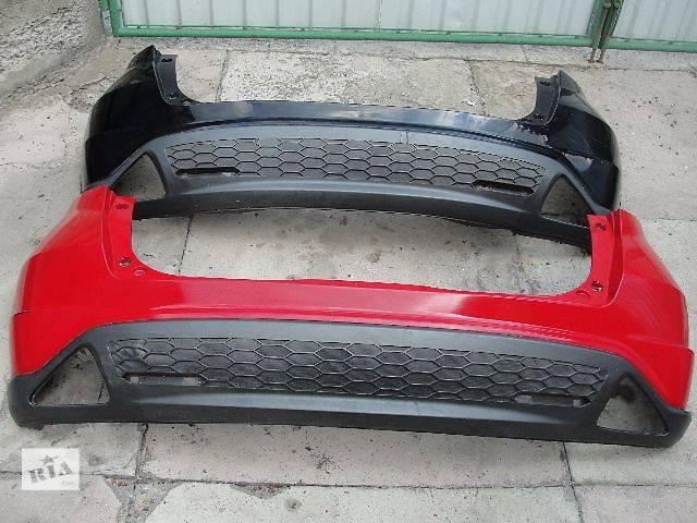 купить бу Б/у бампер задний для легкового авто Honda Civic Hatchback 5D ДЕШЕВО В НАЛИЧИИ!!!! в Львове