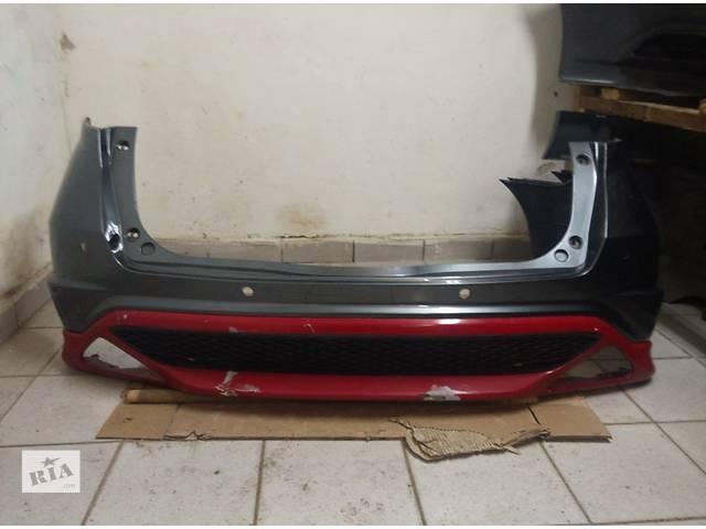 бу Б/у бампер задний для легкового авто Honda Civic Type R 2006-2012 в Львове