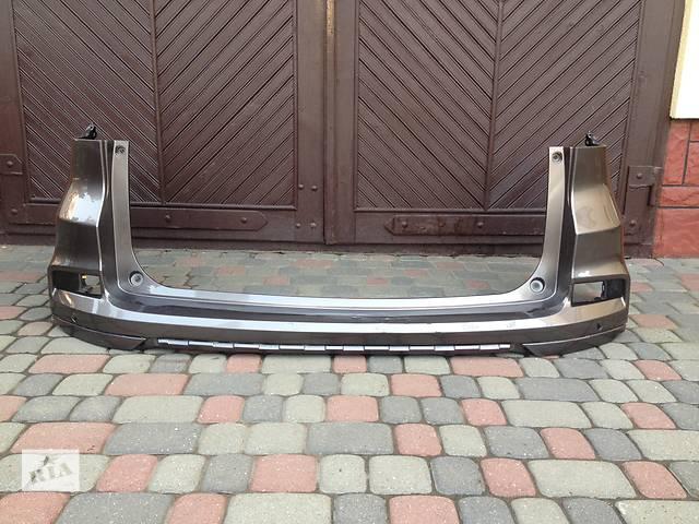 Б/у бампер задний для легкового авто Honda CR-V- объявление о продаже  в Львове