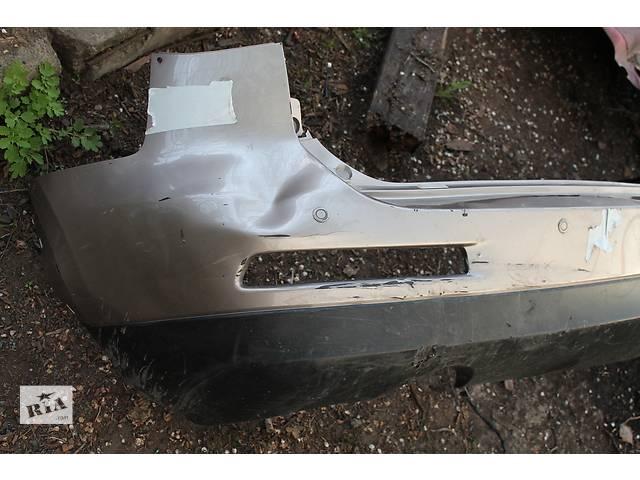 продам Б/у бампер задний для легкового авто Infiniti EX бу в Одессе