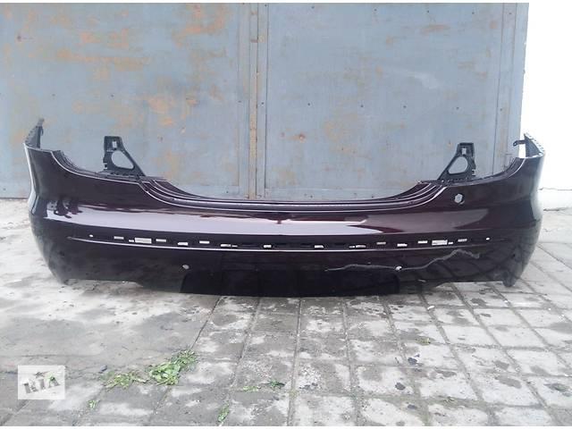 продам Б/у бампер задний для легкового авто Jaguar XJ 2011-2013 бу в Львове