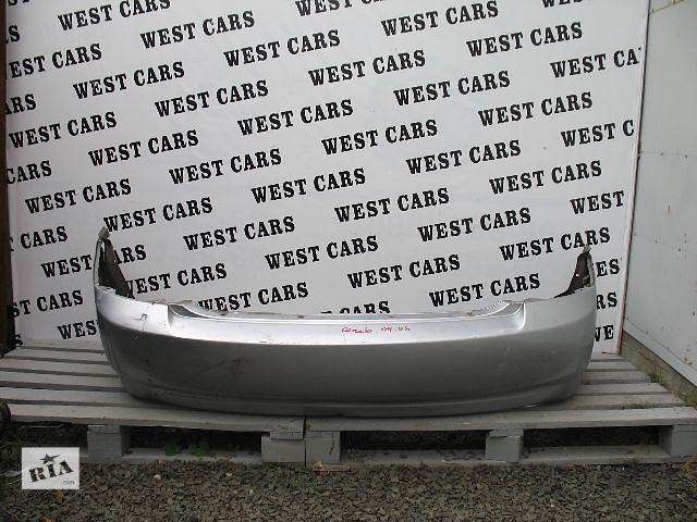 бу Б/у бампер задний для легкового авто Kia Cerato 2005 в Луцке