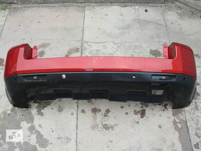 купить бу Б/у бампер задний для легкового авто Land Rover Freelander 2 ДЕШЕВО В НАЛИЧИИ!!! в Львове