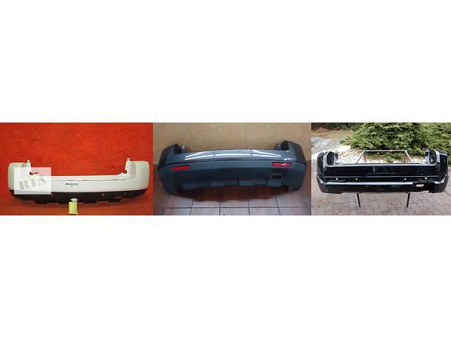 продам Б/у бампер задний для легкового авто Land Rover Freelander бу в Львове