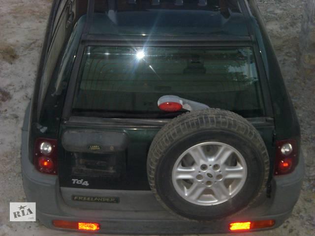 купить бу Б/у бампер задний для легкового авто Land Rover Freelander в Борщеве (Тернопольской обл.)
