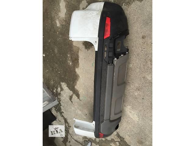 купить бу Б/у бампер задний для легкового авто Land Rover Range Rover Evoque в Ровно