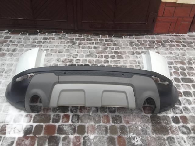 бу Б/у бампер задний для легкового авто Land Rover Range Rover Evoque в Львове