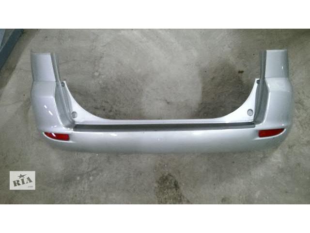 бу Б/у бампер задний для легкового авто Mazda 2 2005 в Луцке