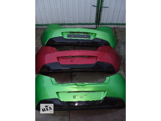 продам Б/у бампер задний для легкового авто Mazda 2 ДЕШЕВО В НАЛИЧИИ!!!! бу в Львове