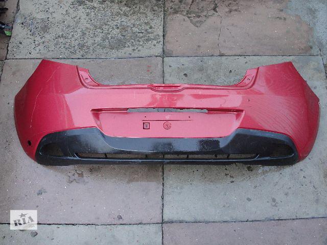 купить бу Б/у бампер задний для легкового авто Mazda 2 В НАЛИЧИИ!!! ДЕШЕВО!!! в Львове