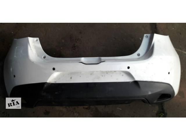 продам Б/у бампер задний для легкового авто Mazda 2 бу в Киеве