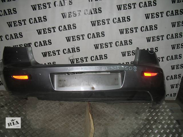 Б/у бампер задний для легкового авто Mazda 3 Sedan- объявление о продаже  в Луцке