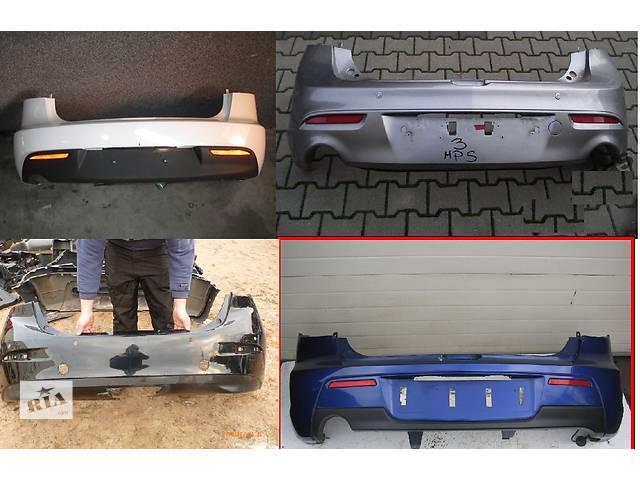 купить бу Б/у бампер задний для легкового авто Mazda 3 в Львове