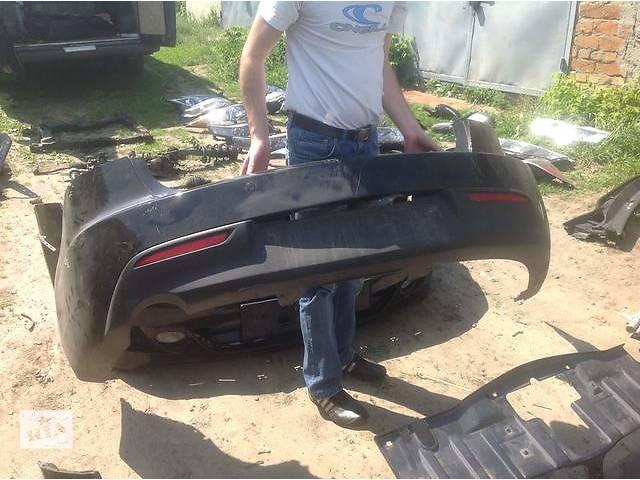 продам Б/у бампер задний для легкового авто Mazda 3 бу в Ровно