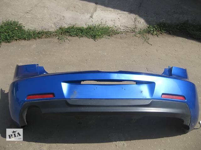 бу Б/у бампер задний для легкового авто Mazda 3 Hatchback в Львове