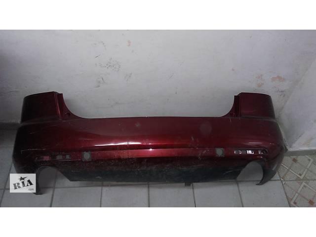 продам Б/у бампер задний для легкового авто Mazda CX-7 2007-2009 бу в Львове
