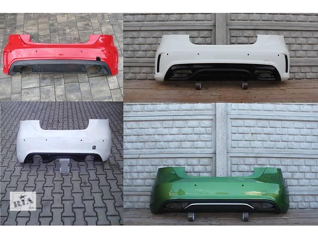 купить бу Б/у бампер задний для легкового авто Mercedes A-Class w176 12- в Львове