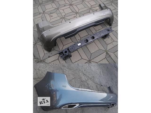купить бу Б/у бампер задний для легкового авто Mercedes B-Class w246 11- в Львове