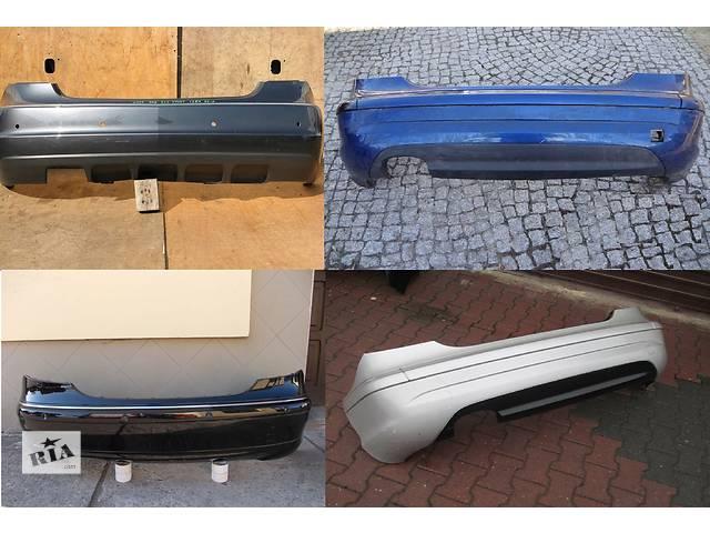 Б/у бампер задний для легкового авто Mercedes C-Class w203 00-07- объявление о продаже  в Львове