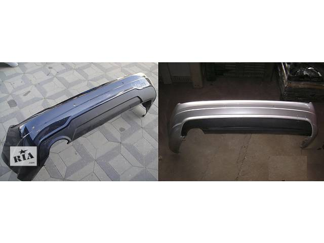 купить бу Б/у бампер задний для легкового авто Mercedes C-Class w204 07-14 в Львове