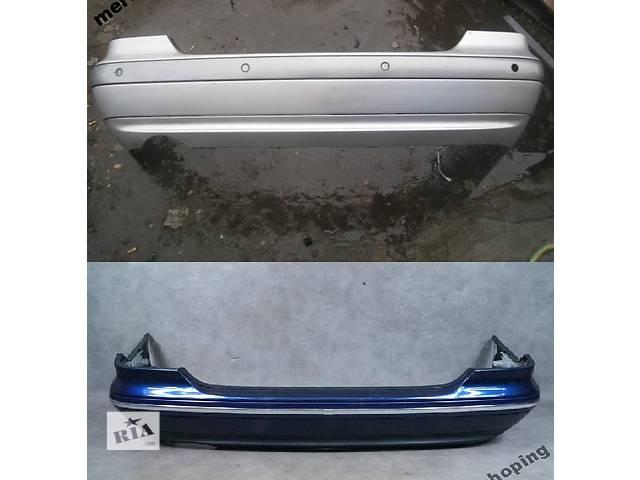 продам Б/у бампер задний для легкового авто Mercedes CLK-Class w208 00-02  бу в Львове
