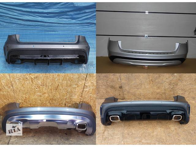 купить бу Б/у бампер задний для легкового авто Mercedes GLA-Class w156 в Львове