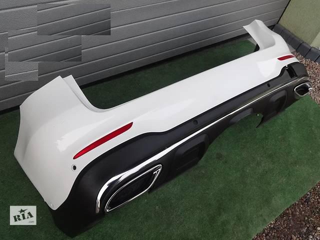 купить бу Б/у бампер задний для легкового авто Mercedes GLC-Class w253 в Львове