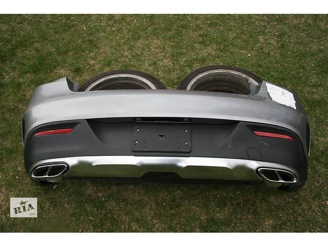 продам Б/у бампер задний для легкового авто Mercedes GLE-Class w292 бу в Львове