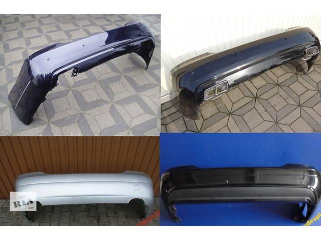 бу Б/у бампер задний для легкового авто Mercedes S-Class w221 05-13 в Львове