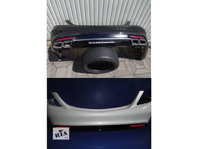 бу Б/у бампер задний для легкового авто Mercedes S-Class w222 13- в Львове