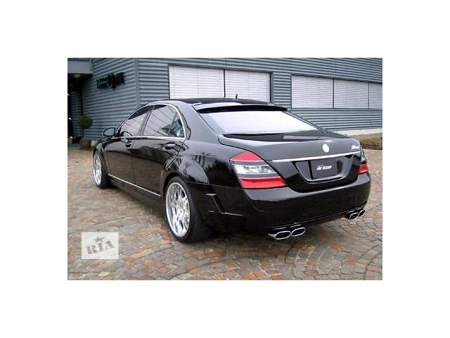 купить бу Б/у бампер задний для легкового авто Mercedes S-Class в Ровно