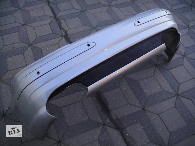 бу Б/у бампер задний для легкового авто Mercedes SL-Class w230 01-12 в Львове