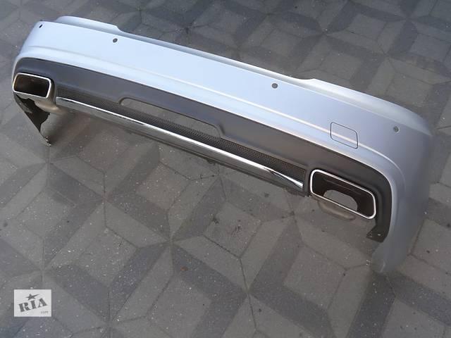 продам Б/у бампер задний для легкового авто Mercedes SL-Class w231 бу в Львове