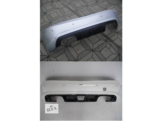 купить бу Б/у бампер задний для легкового авто Mercedes SLK-Class w172 11- в Львове
