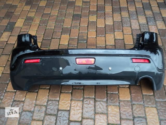 продам Б/у бампер задний для легкового авто Mitsubishi ASX бу в Ровно