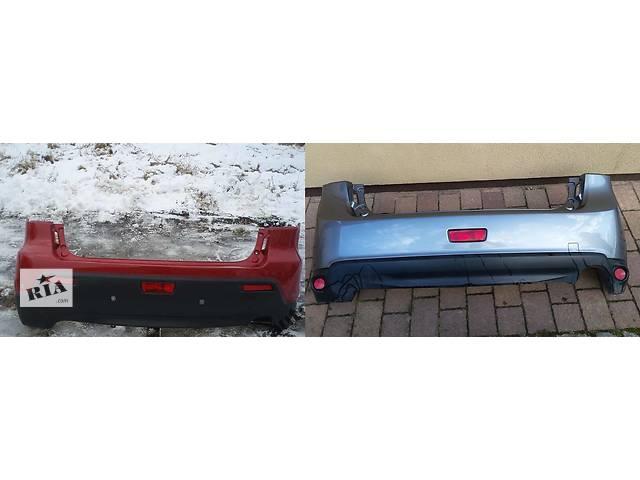продам Б/у бампер задний для легкового авто Mitsubishi ASX бу в Львове