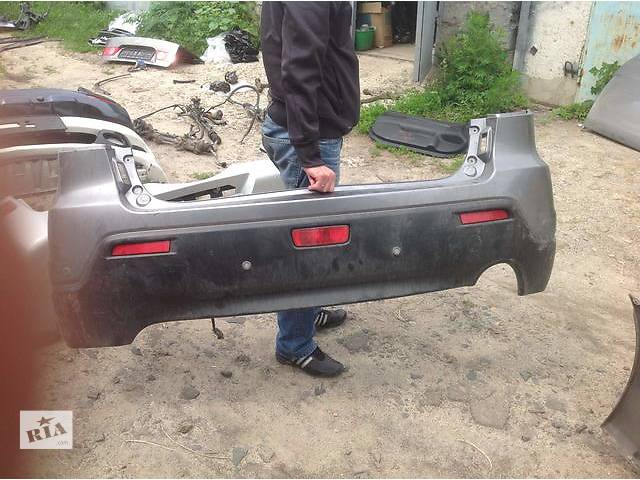 купить бу Б/у бампер задний для легкового авто Mitsubishi ASX в Ровно